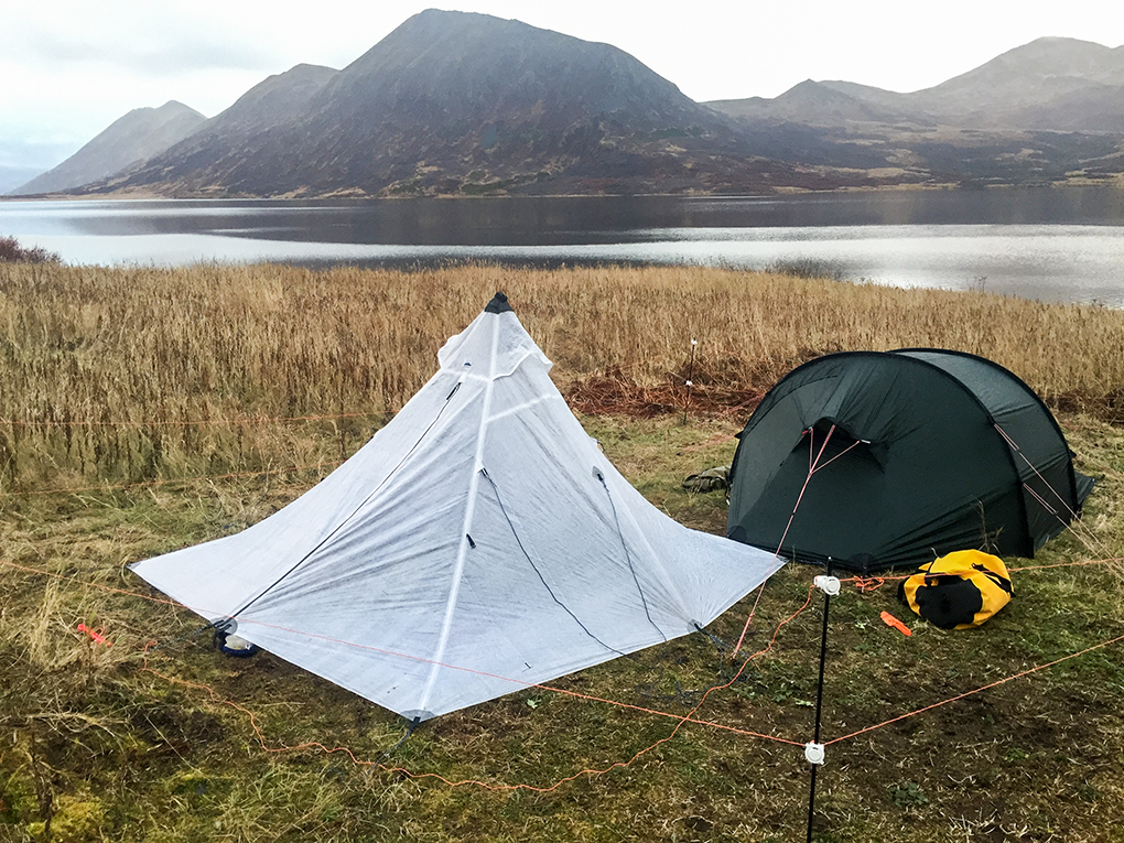 Paul Forward reviews the Hyperlite Mountain Gear UltaMid 2 with insert for Blister Gear Review.