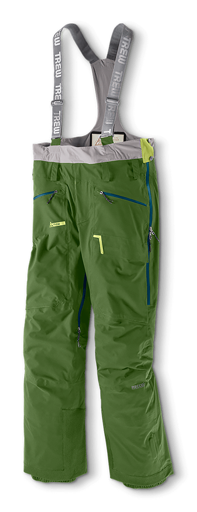 Cy Whitling reviews the Trew Roam 3/4 Bib for Blister Gear Review.