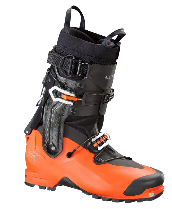 Cy Whitling AT Boot preview for Blister Gear Review