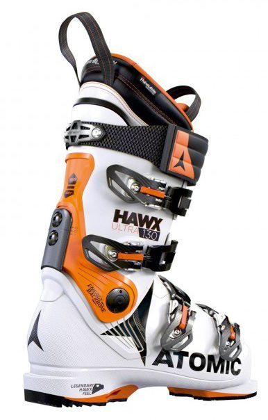 Jonathan Ellsworth reviews the Atomic Hawx Ultra for Blister Gear Review