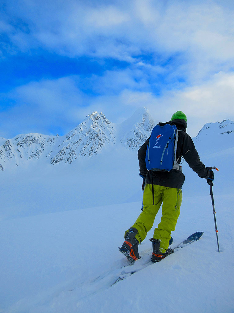 Andrew Forward reviews the Karakoram Prime Carbon Splitboard binding for Blister Gear Review.