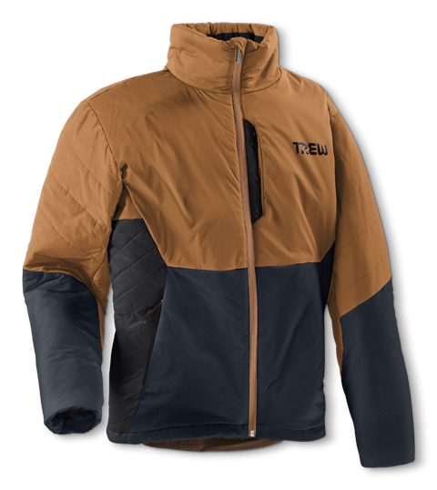 Cy Whitling reviews the Trew Kooshin Jacket for Blister Review