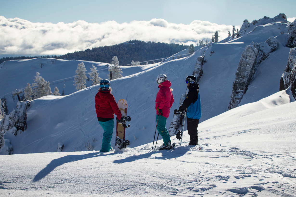 Blister Giveaway - Squaw Valley | Alpine Meadows | Alaska Airlines