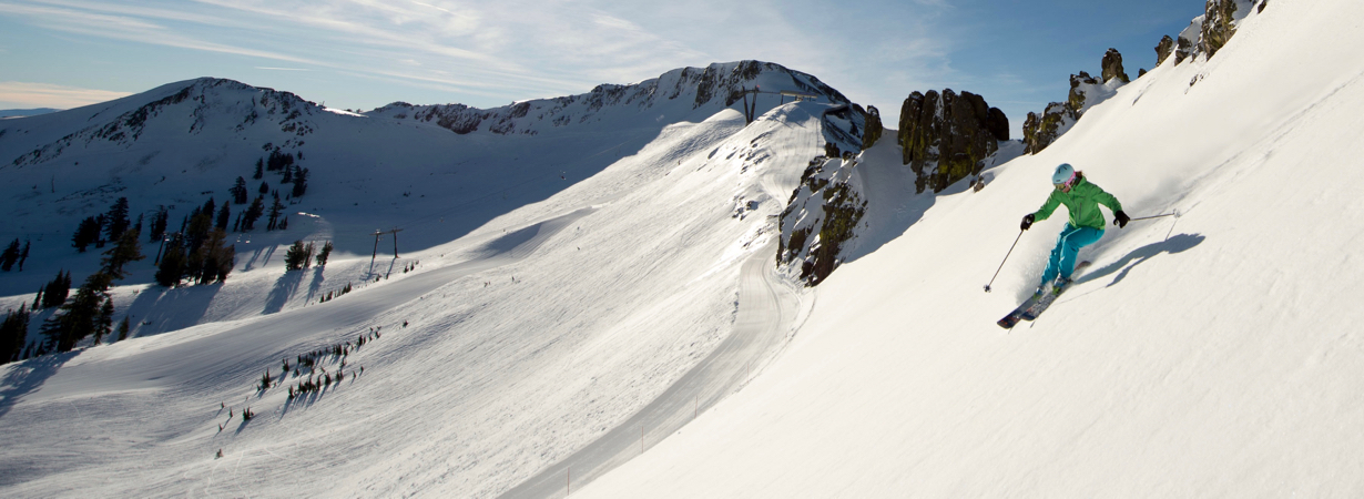 Blister Giveaway: Win a Ski Trip to Squaw Valley on Alaska Airlines