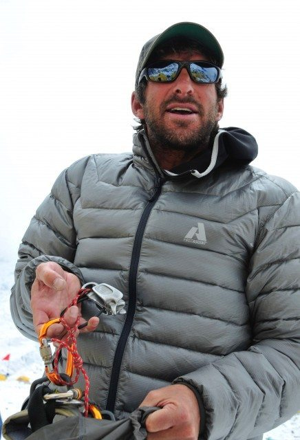 Blister Podcast with Dave Hahn - Everest Mountain Guide, Taos Ski Patroller