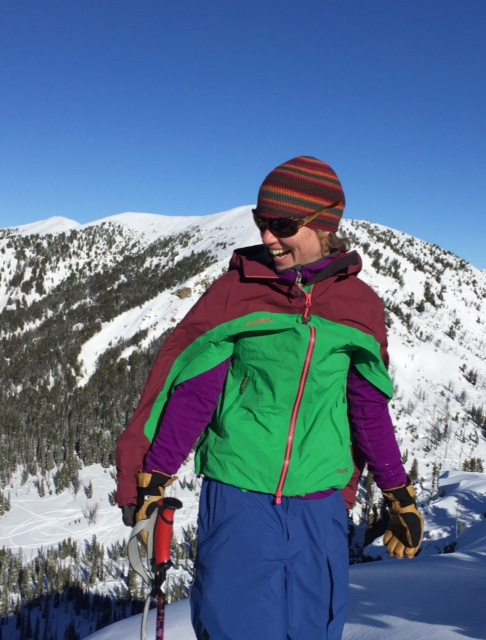 Anneke Door reviews the Mammut Pischa HS Jacket for Blister Gear Review.