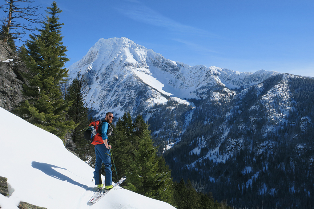 Cy Whitling reviews the Mountain Equipment Spectre Pant for Blister Gear Review.
