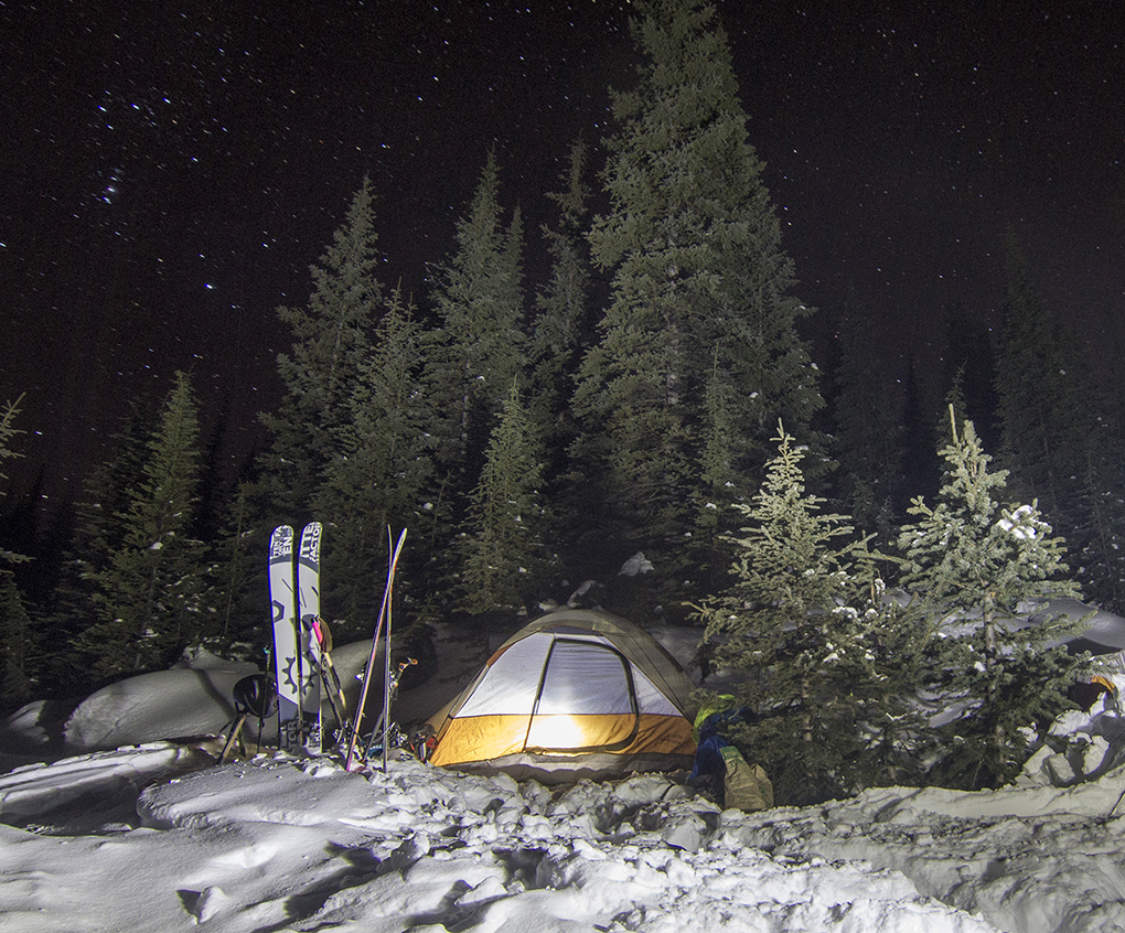 Jumbo Pass Trip Report Cy Whitling for Blister Gear Review