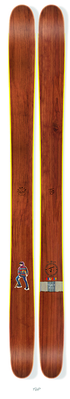 Cy Whitling reviews the J Skis Friend for Blister Gear Review