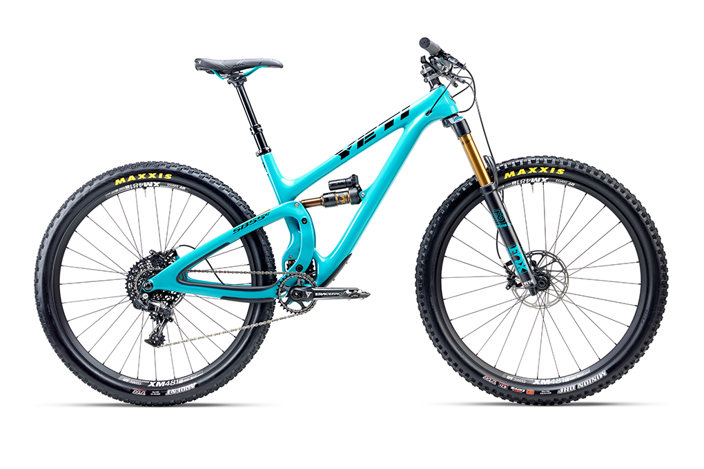 Noah Bodman reviews the Yeti SB 5.5c for Blister Gear Review