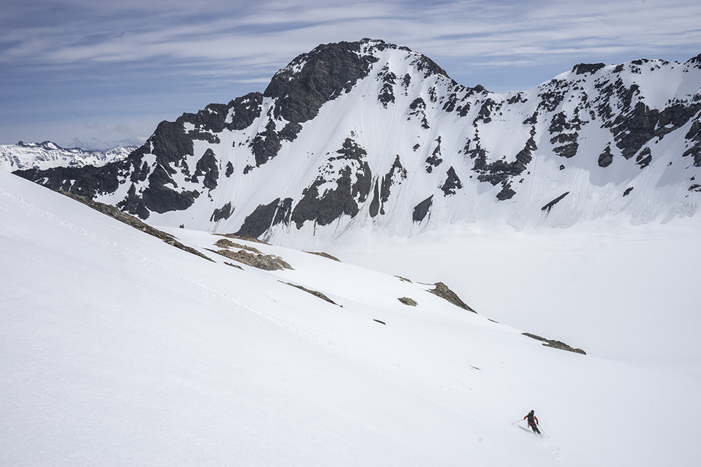 Cy Whitling mount olympus trip report for Blister Gear Review