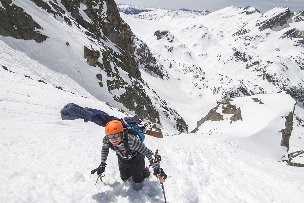 Cy Whitling Cooke City trip Report Blister Gear Review.