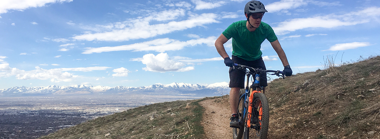Tom Collier reviews the Fox 32 SC for Blister Gear Review.