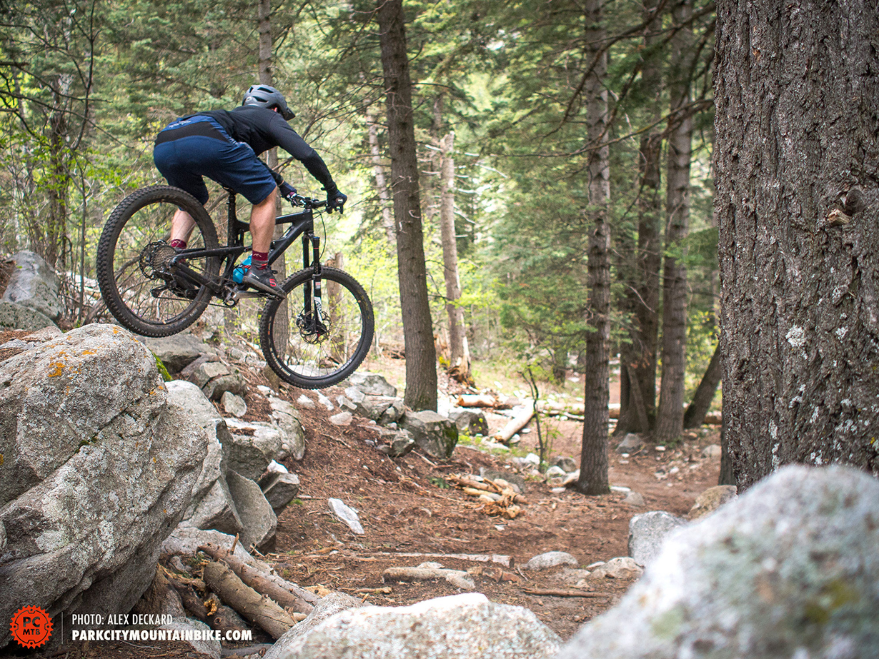 Tom Collier reviews the Rockshox Yari for Blister Gear Review.