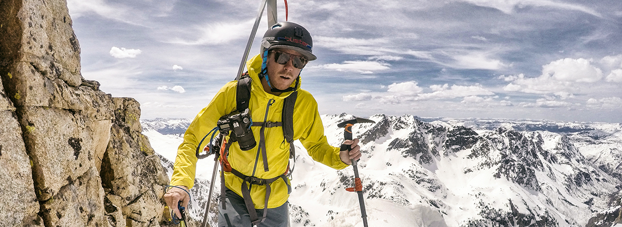 Cy Whitling reviews the Peak Designs Capture Pro and Shell for Blister Gear Review.