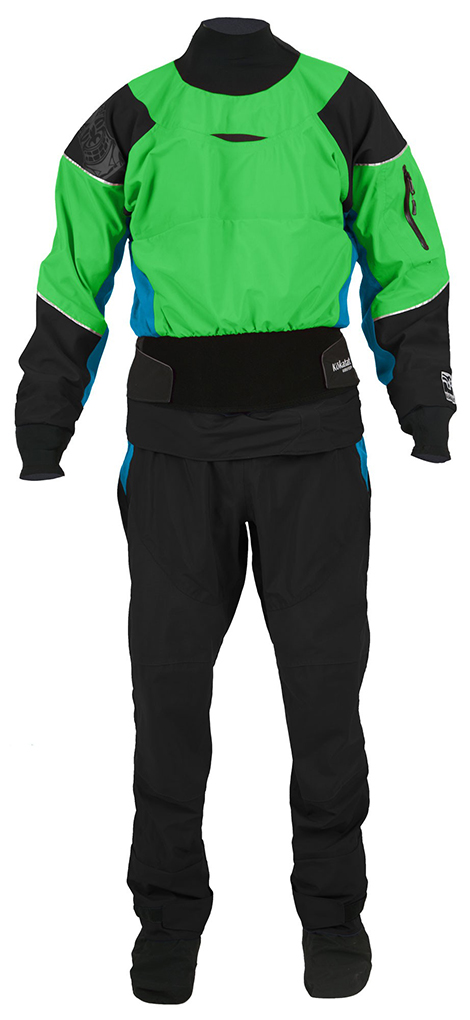 Nick Gottlieb reviews the Kokatat Gore-Tex Idol Dry Suit for Blister Gear Review.