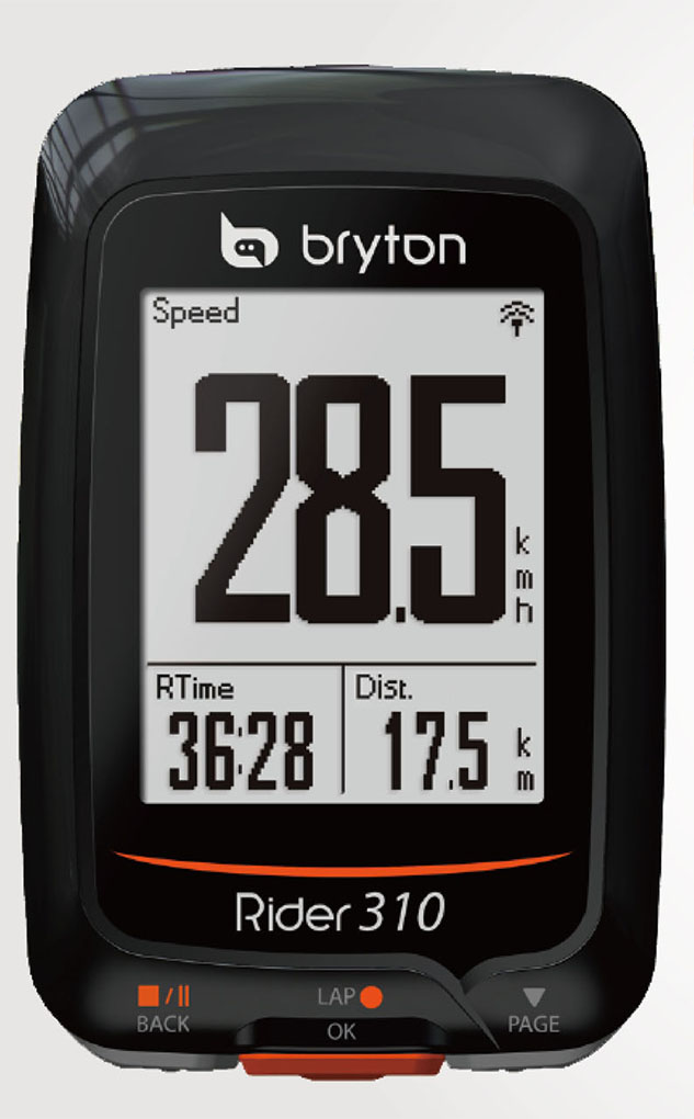 Marti Bruce reviews the Bryton Rider 310 for Blister Gear Review