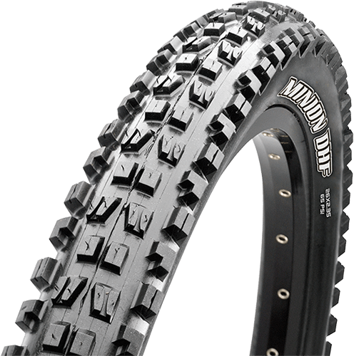 Noah Bodman reviews the Maxxis Minion DHF & DHRII WT for Blister Gear Review