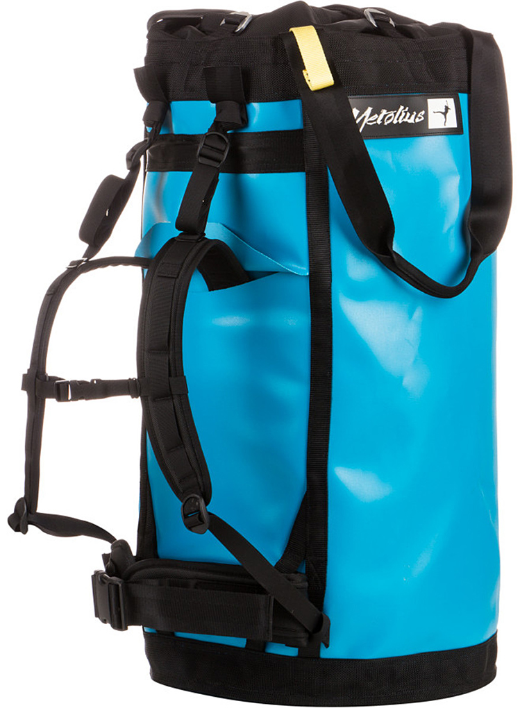 Dave Alie reviews the Metolius Half Dome Haul Bag for Blister Review.
