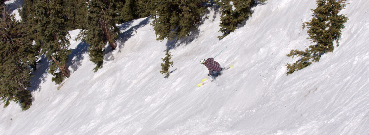 Jonathan Ellsworth on the Rossignol Soul 7 HD for Blister Gear Review.