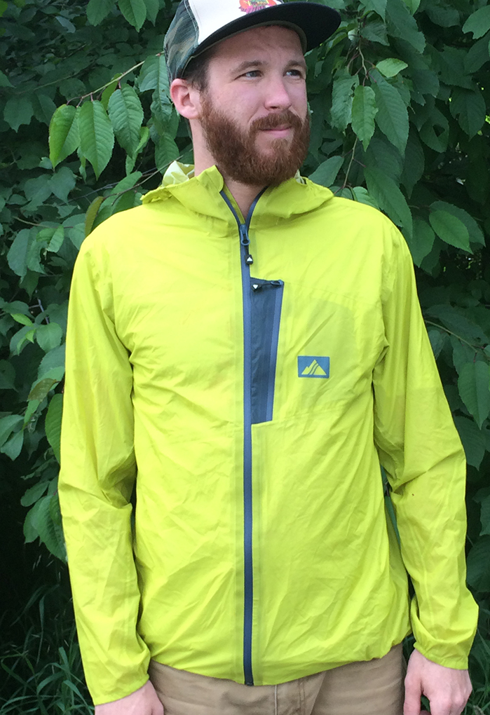 Cy Whitling reviews the Strafe Scout Jacket for blister gear review.