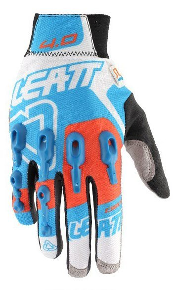 Noah Bodman reviews the Leatt DBX 4.0 wind block and Lite for Blister Review.