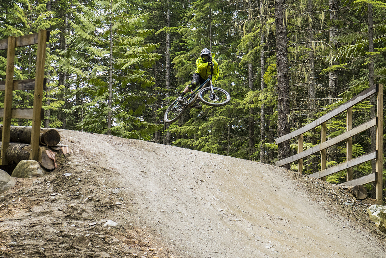 Noah Bodman reviews the Rocky Mountain Maiden Park for Blister Gear review.