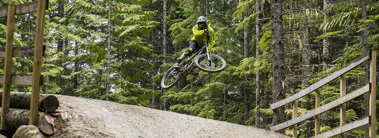 Noah Bodman reviews the Rocky Mountain Maiden Park for Blister Gear review.