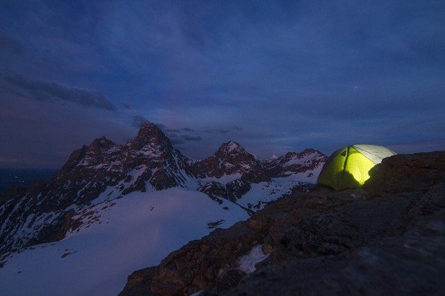 Cy Whitling reviews the Kelty TN2 Tent for Blister Gear Review.