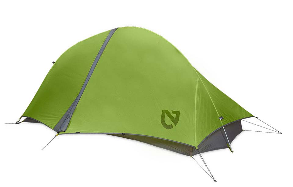 Cy Whitling reviews the Nemo Hornet 2P tent for Blister Gear Review.