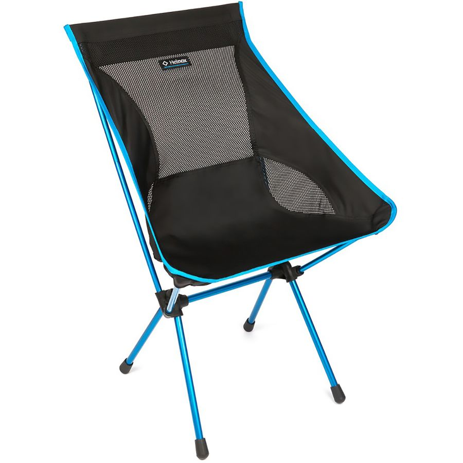 Cy Whitling reviews the Helinox Camp and Swivel Chairs for Blister Gear Review.