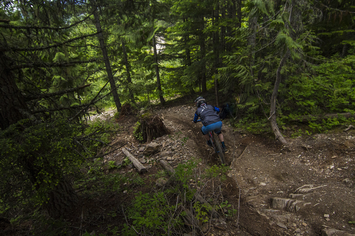 Noah Bodman reviews the Devinci Wilson Carbon for Blister Gear Review.