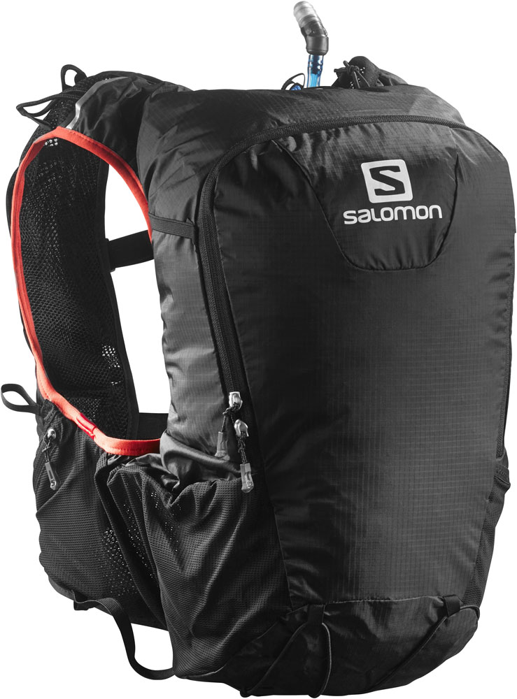 Cy Whitling reviews the Salomon Skin Pro 15 Set for Blister Gear Review.