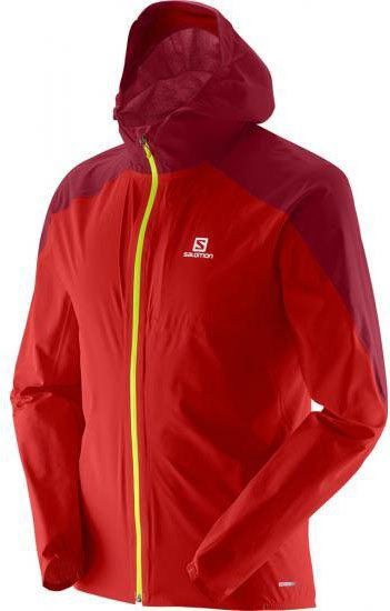 Cy Whitling reviews the Salomon Bonatti WP jacket for Blister Gear Review.