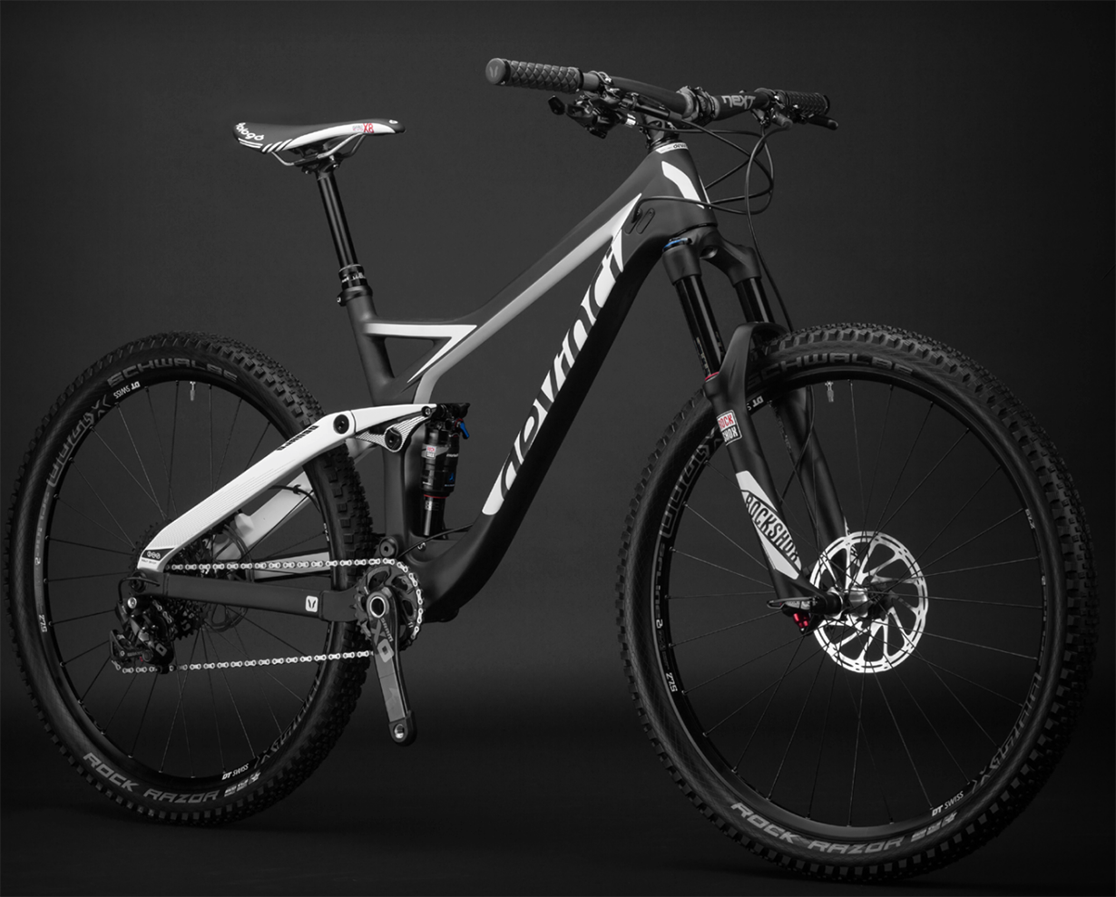 Noah Bodman reviews the Devinci Django 29  for Blister gear Review.