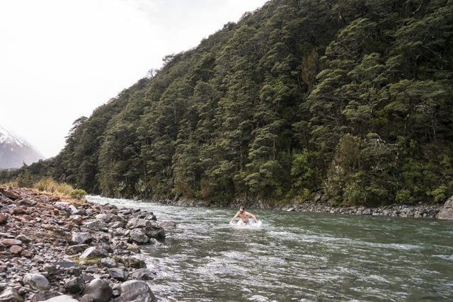 Cy Whitling Photos for Blister Gear Review New Zealand High Brew Trip Report