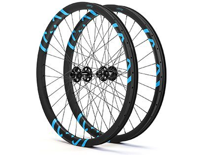 Tom Collier reviews the Loaded Precision X 40 Wheels for Blister Gear Review