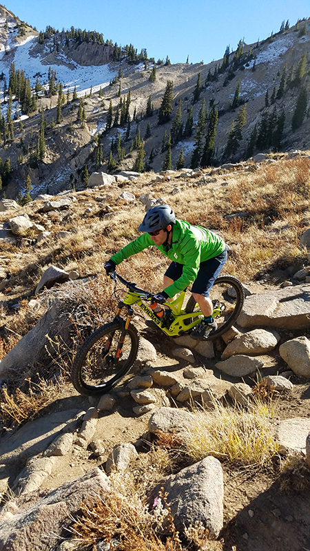 Tom Collier reviews the Fox 36 RC2 for Blister Gear Review.