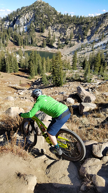 Tom Collier reviews the Fox Transfer Dropper for Blister Gear Review.