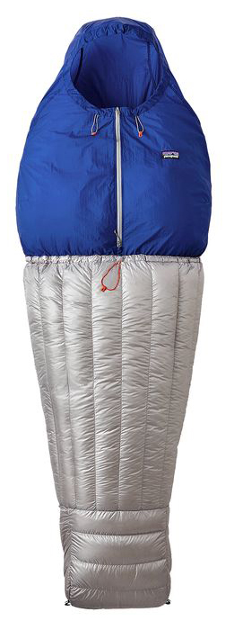 Cy Whitling reviews the Patagonia Hybrid Down Sleeping Bag for Blister Gear Review.