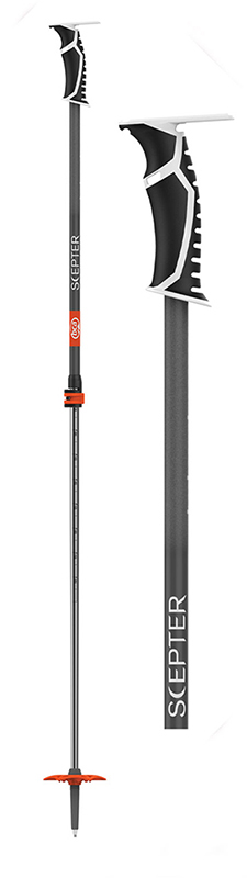 David Steele reviews the Backcountry Access Scepter ski pole for Blister Gear Review.