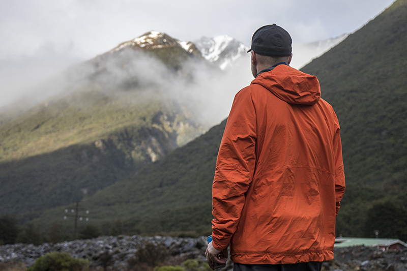Cy Whitling reviews the Patagonia Stretch Nano Air Jacket for Blister Gear Review.