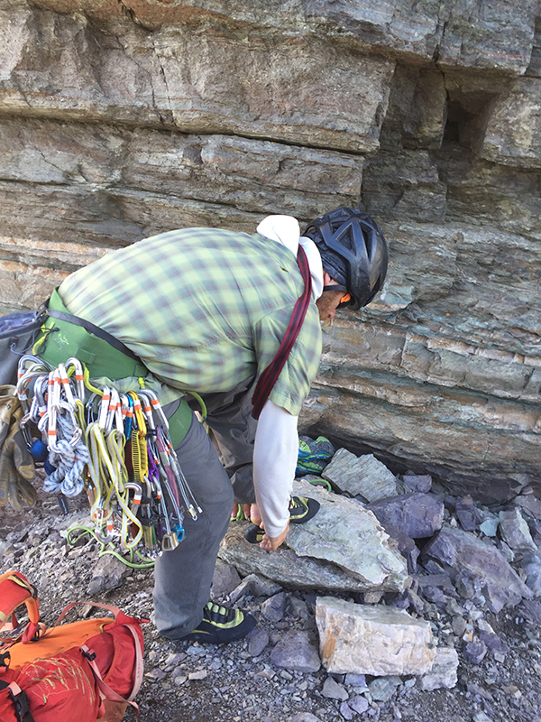 David Steele reviews the Arc'teryx FL-365 harness for Blister Gear Review