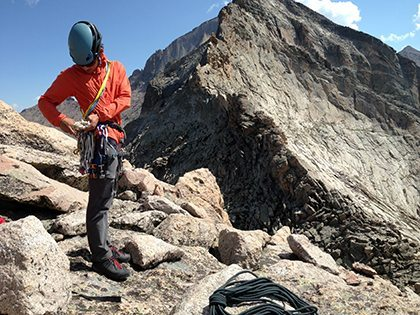 Matt Zia reviews the Arc'teryx Acrux FL GTX for Blister Gear Review.