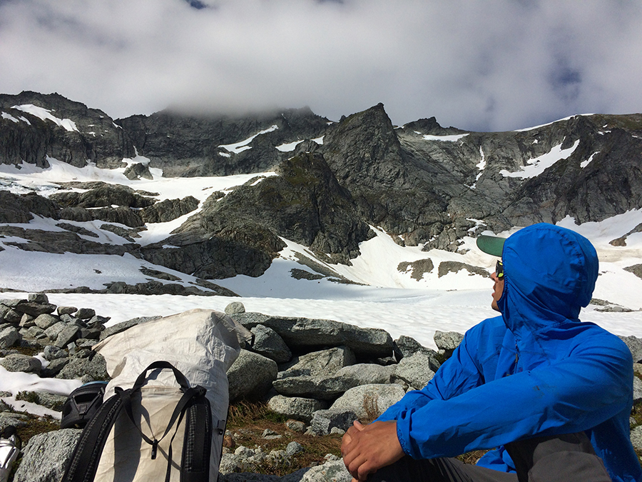 Matt Zia reviews the Outdoor Research Whirlwind Hoody for Blister Gear Review.