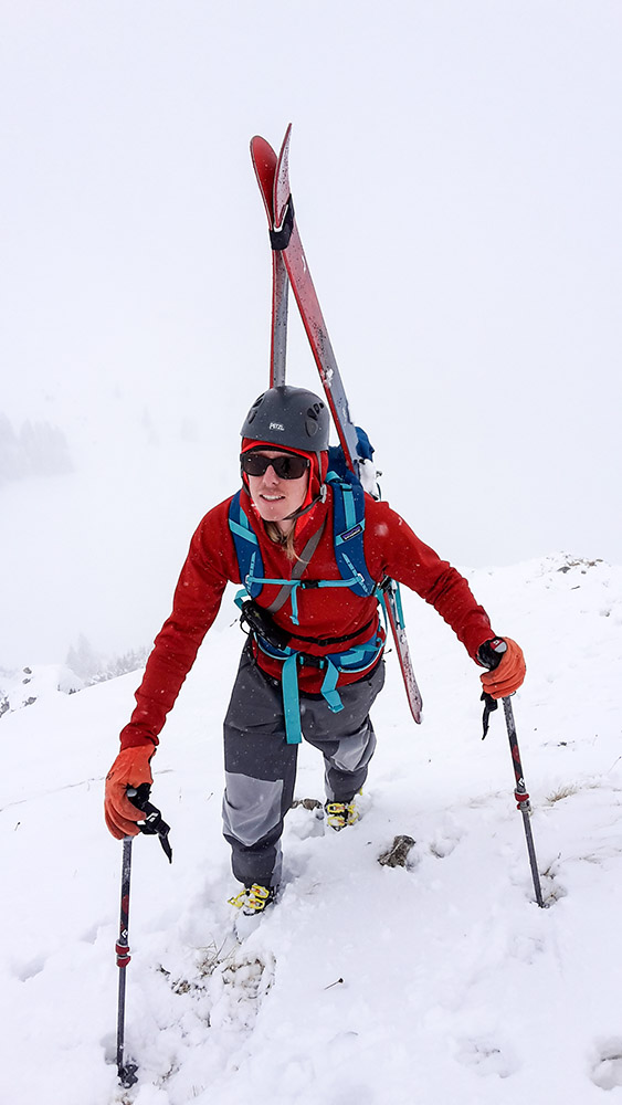 Sam Shaheen reviews the North Face Dolomiti 1/4 Zip FuseForm Hoody for Blister Gear Review.Sam Shaheen reviews the North Face Dolomiti 1/4 Zip FuseForm Hoody for Blister Gear Review.