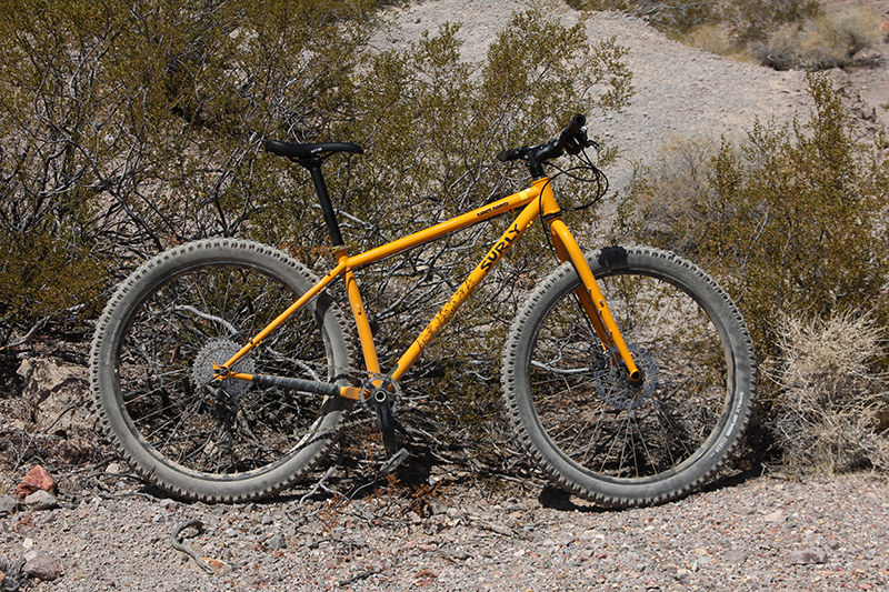 Noah Bodman reviews the Surly Karate Monkey for Blister Gear Review.