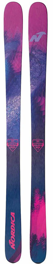 Jonathan Ellsworth reviews the Nordica Santa Ana 93 for Blister Gear Review.