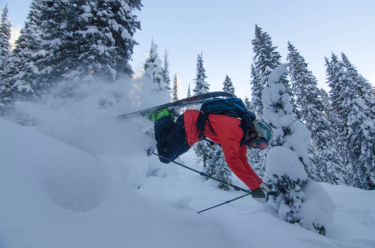 Cy Whitling reviews the K2 Pinnacle Pro for Blister Gear Review.