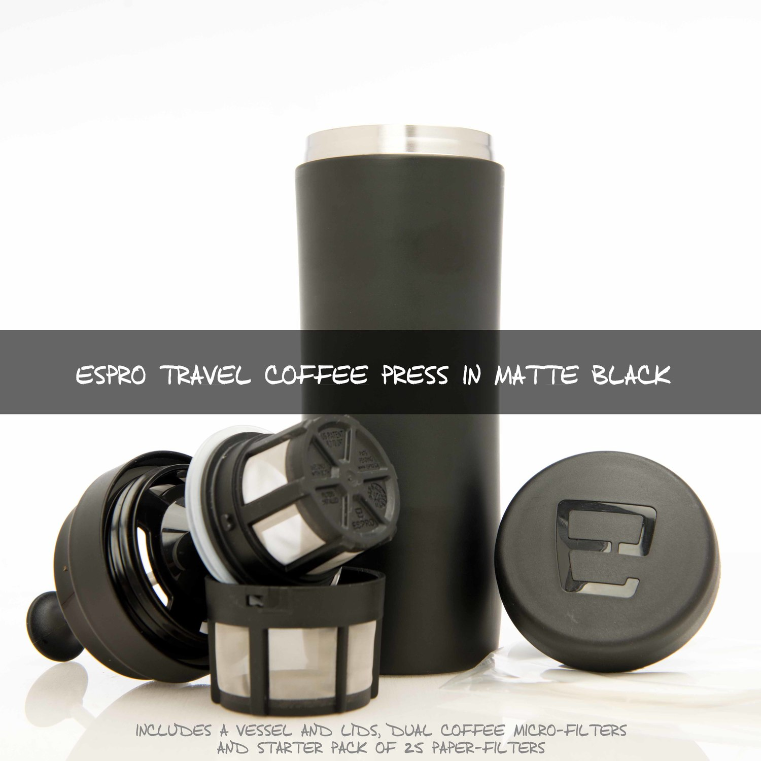 Espro Travel Press, Blister Holiday Gift Guide